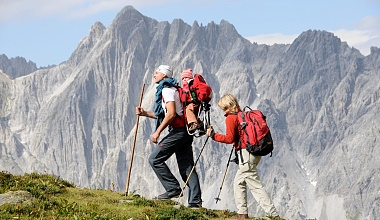 Hiking Holidays in Tyrol
