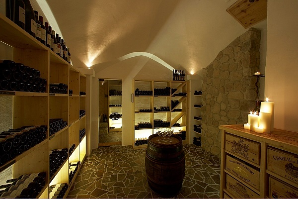 Hotel Gridlon - Wine Cellar and Wine Tasting