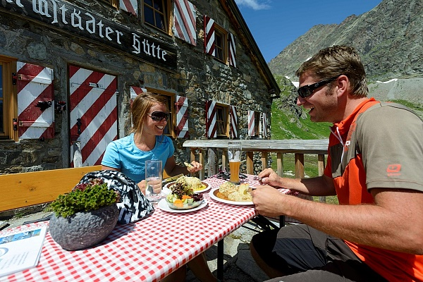 St. Anton at the Arlberg - Hotel Gridlon - Mountain Snack