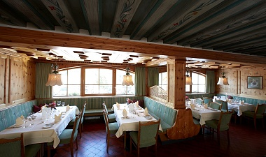 Restaurant at the Arlberg, Hotel Gridlon