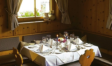 Culinary delights at the Arlberg, Hotel Gridlon
