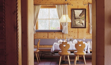 Hotel Gridlon - Culinary delights at the Arlberg